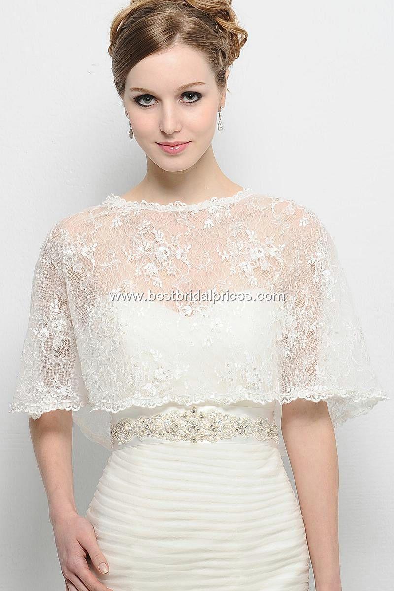 Bridesmaid Dress with Jacket