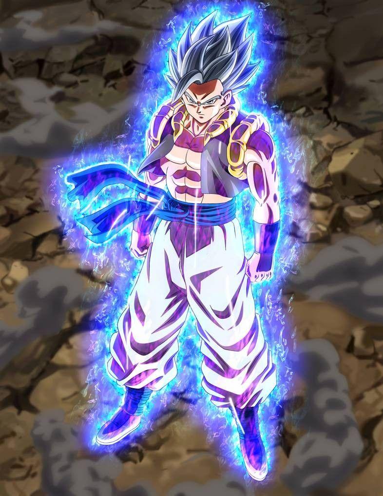 Gogeta Mastered Ultra Instinct Bydt501061 Anime Dragon Ball Super Dragon Ball Super Art Anime Dragon Ball