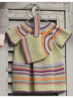 Kathyrn in Beauly Dress & Hat | InterweaveStore.com