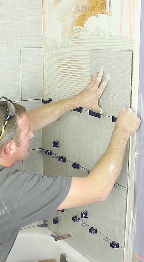 Learn how to tile a shower with professional tips https://www ...