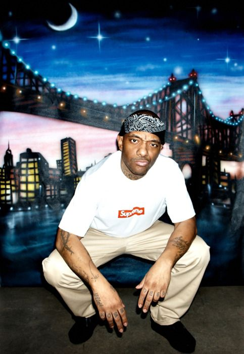 Prodigy Of Mobb Deep For Supreme Mobb Deep Real Hip Hop Mobb