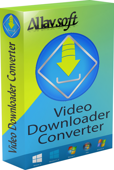 Allavsoft Video Downloader Converter 3 14 2 6308 + Keygen
