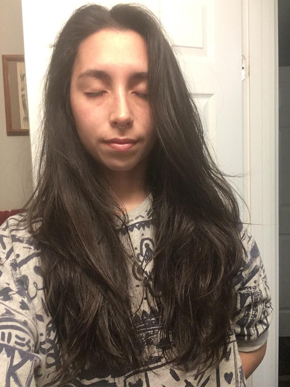 Easy Hairstyles Reddit Shoulder Length In 2020 Easy Hairstyles Very Long Hair Feed In Ponytail