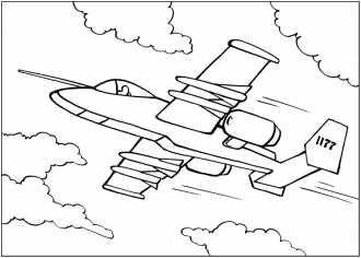 Раскраски для мальчиков, самолеты, скачать распечатать ...