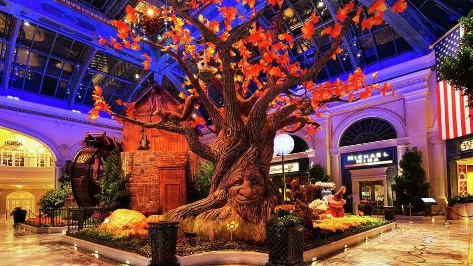 Merveilleux Conservatory U0026 Botanical Gardens   Bellagio Las Vegas   Bellagio