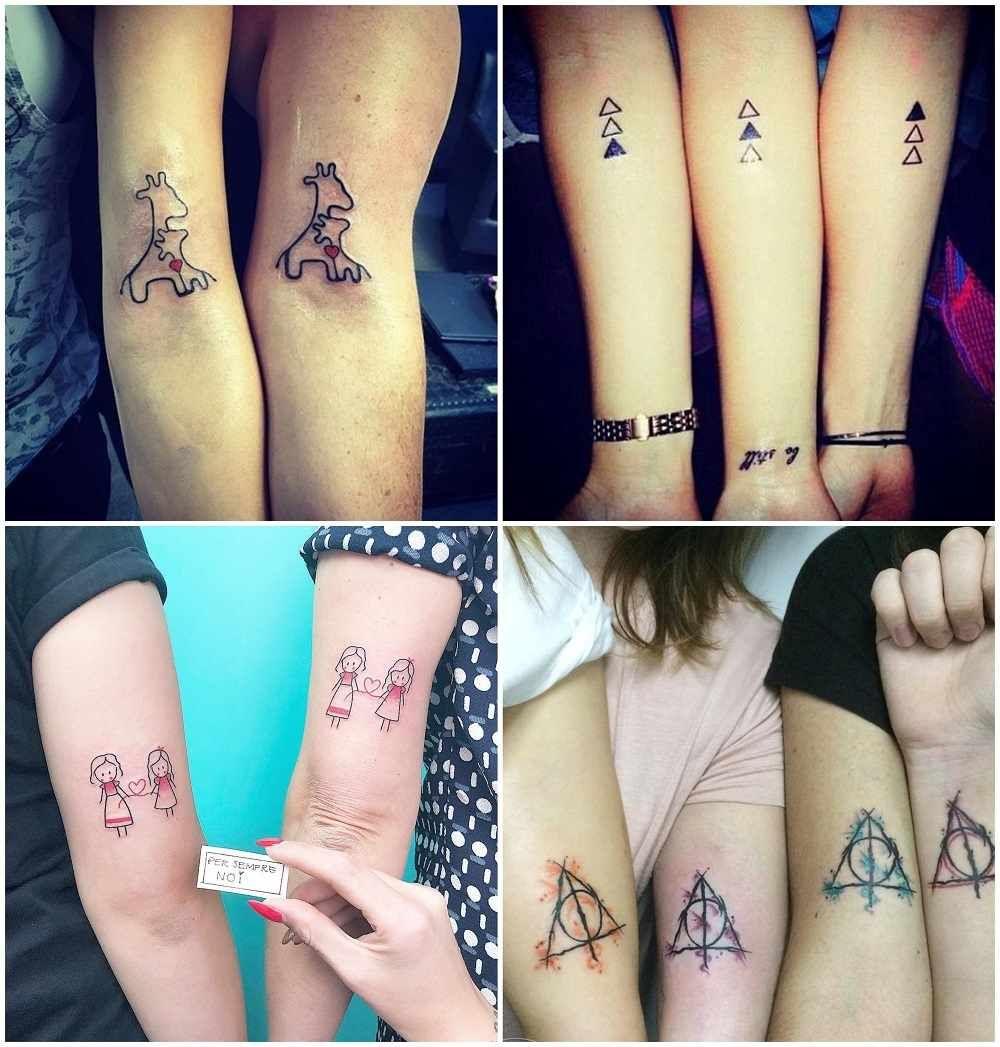 18++ Tatouage pour son frere inspirations