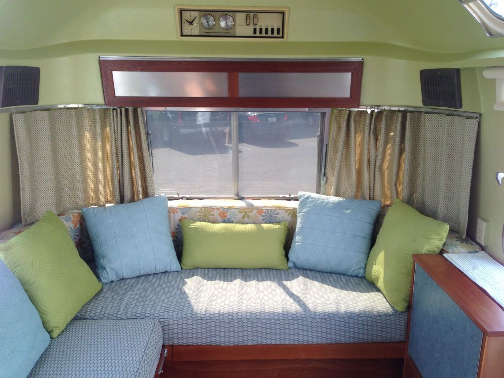 Wondrous 1970 Airstream Caravanner 25 California Airstreams Are Andrewgaddart Wooden Chair Designs For Living Room Andrewgaddartcom