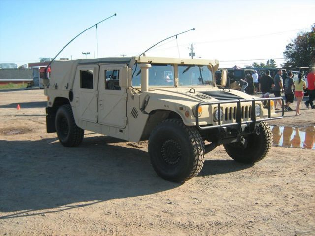 Military Vehicles For Sale Canada >> Hummer H1 M998 For Sale Canada Automotoclassicsale Com Humvees