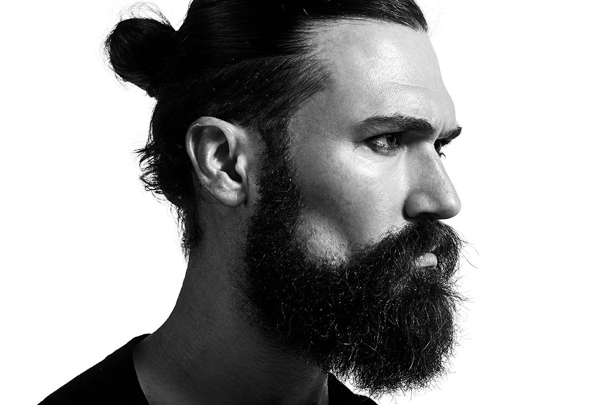 3 ways to take your man bun from casual to executive - gentSac   My ...