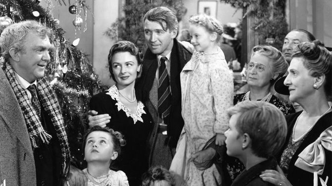 My Top 10 Of Christmas Movies Classic Christmas Movies It S A Wonderful Life Best Christmas Movies
