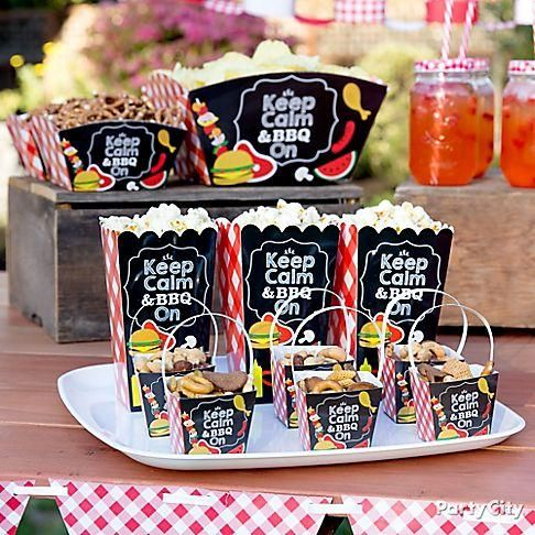 Serve up some keep calm bbq on snacks while guests for What to serve at a bbq birthday party