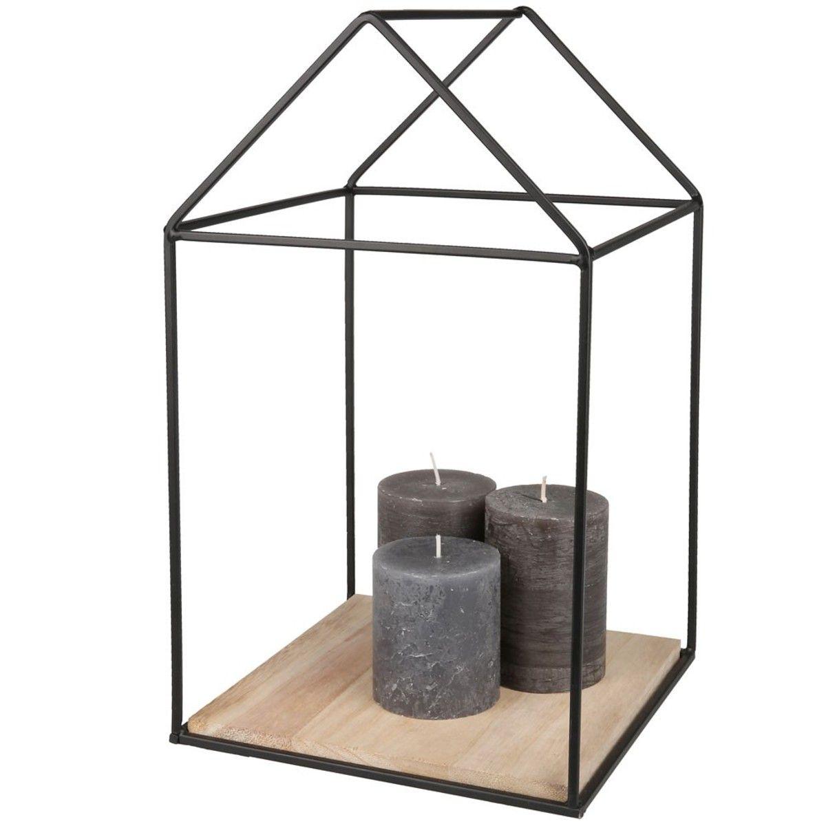 Deko Haus Aus Metall Von Tedi Ansehen Deko Holz Deko Haus Einrichten