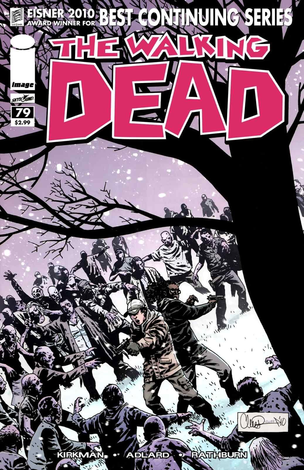 Read Comics Online Free - The Walking Dead - Chapter 079