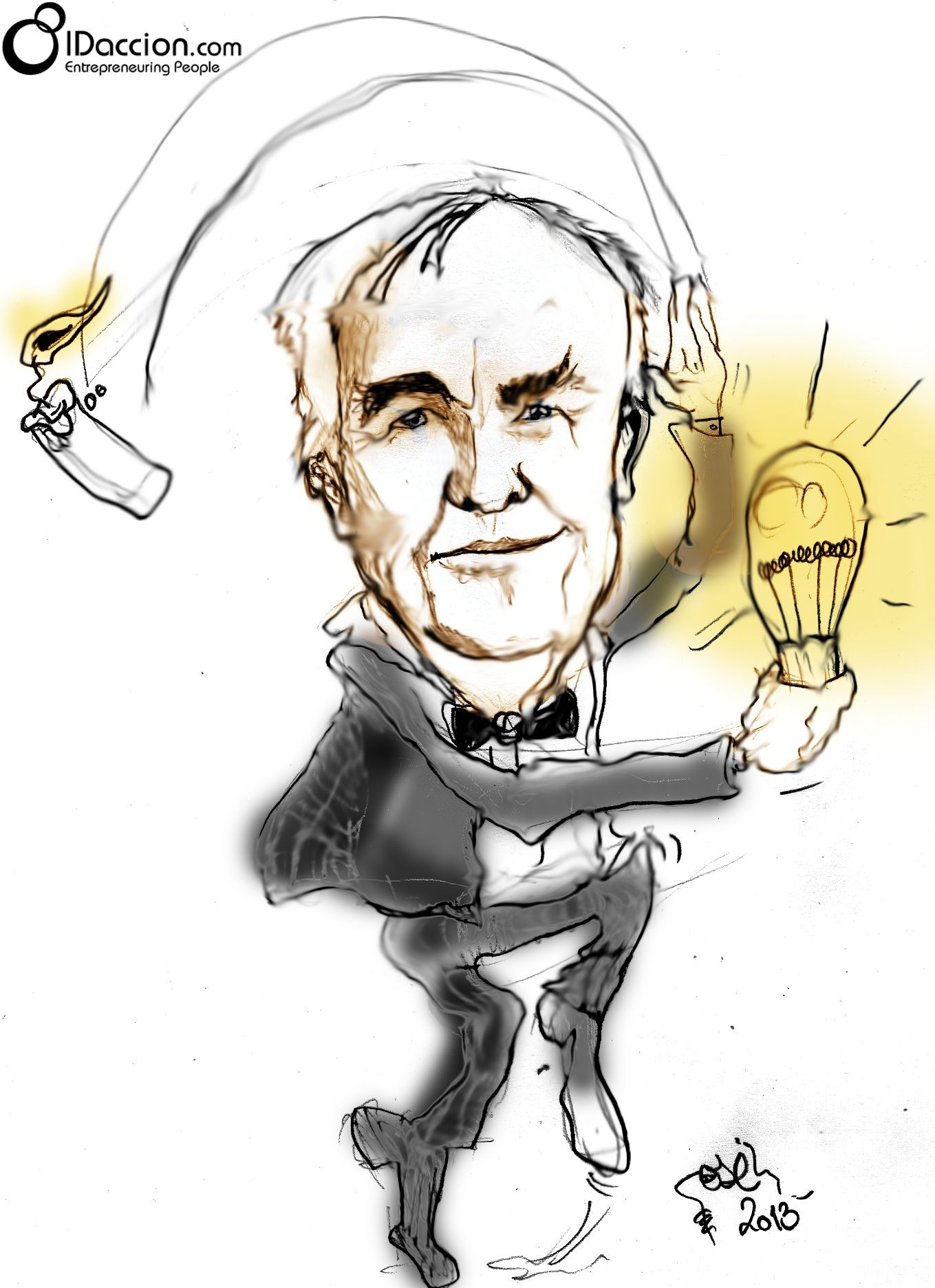 10 Frases De Un Genio Emprendedor Thomas Alva Edison Thomas Alva Edison Edison Bombillas