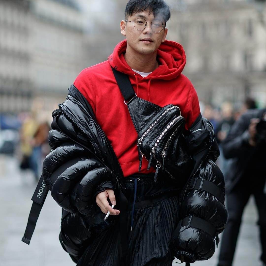 Craig Green · Moncler · Streetwear · Street Outfit · 1,354 Likes, 11 Comments - • Eva Losada • (@eva.al.