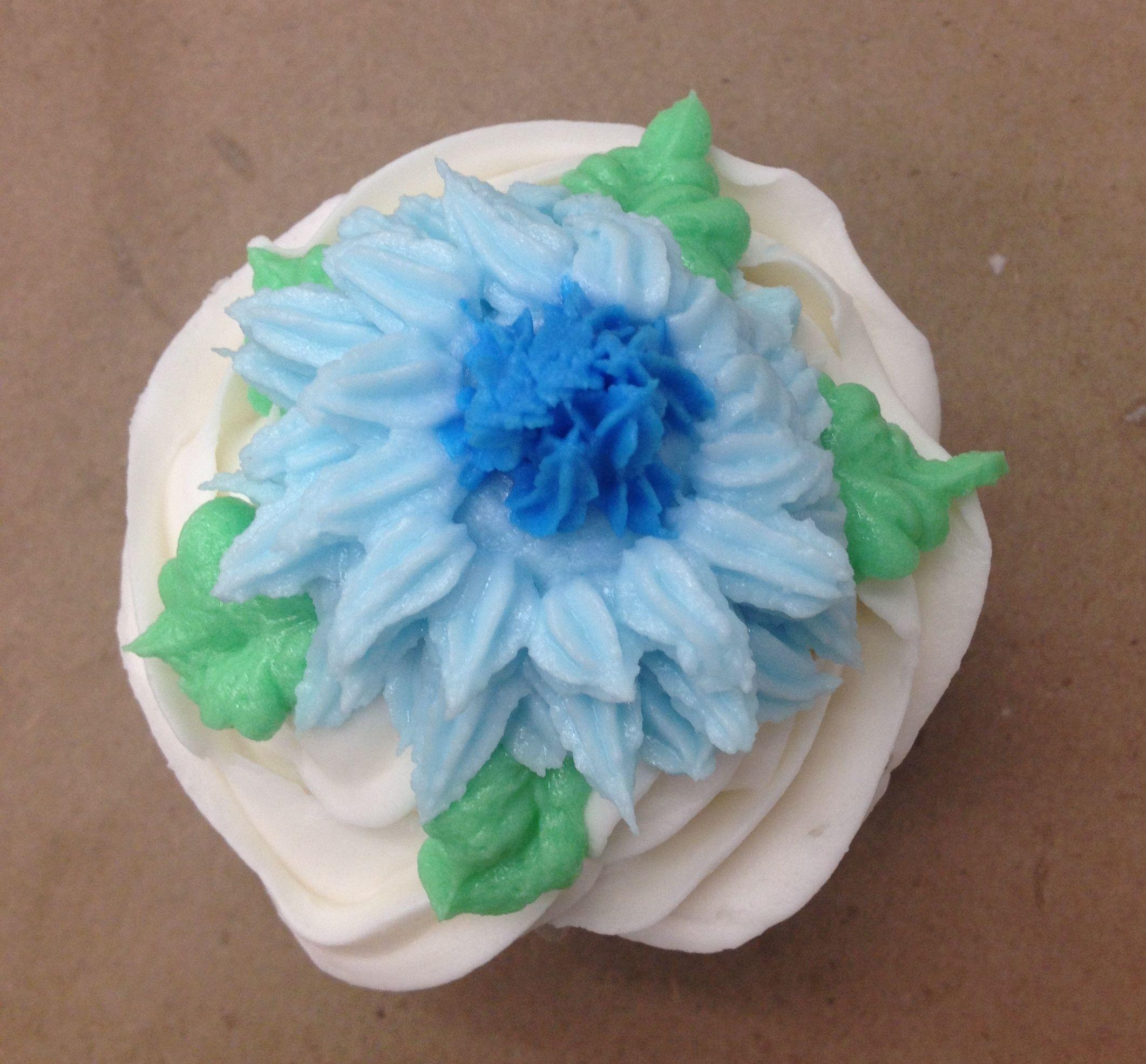 Wiltoncontest Wilton Cake Decorating Course 1 Class 3