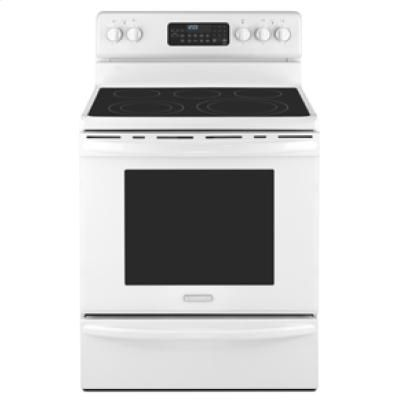 Special Offers Available Click Image Above: 30-in. Width Freestanding Electric 5 Elements Convection Architect(r) Series Ii