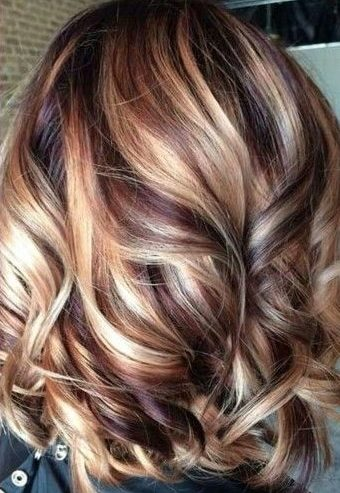 35 Hottest Fall Hair Colour Ideas For All Hair Types 2019 Hair Colour Style In 2020 Fun Summer Hair Color Summer Hair Color For Brunettes Brunette Hair Color