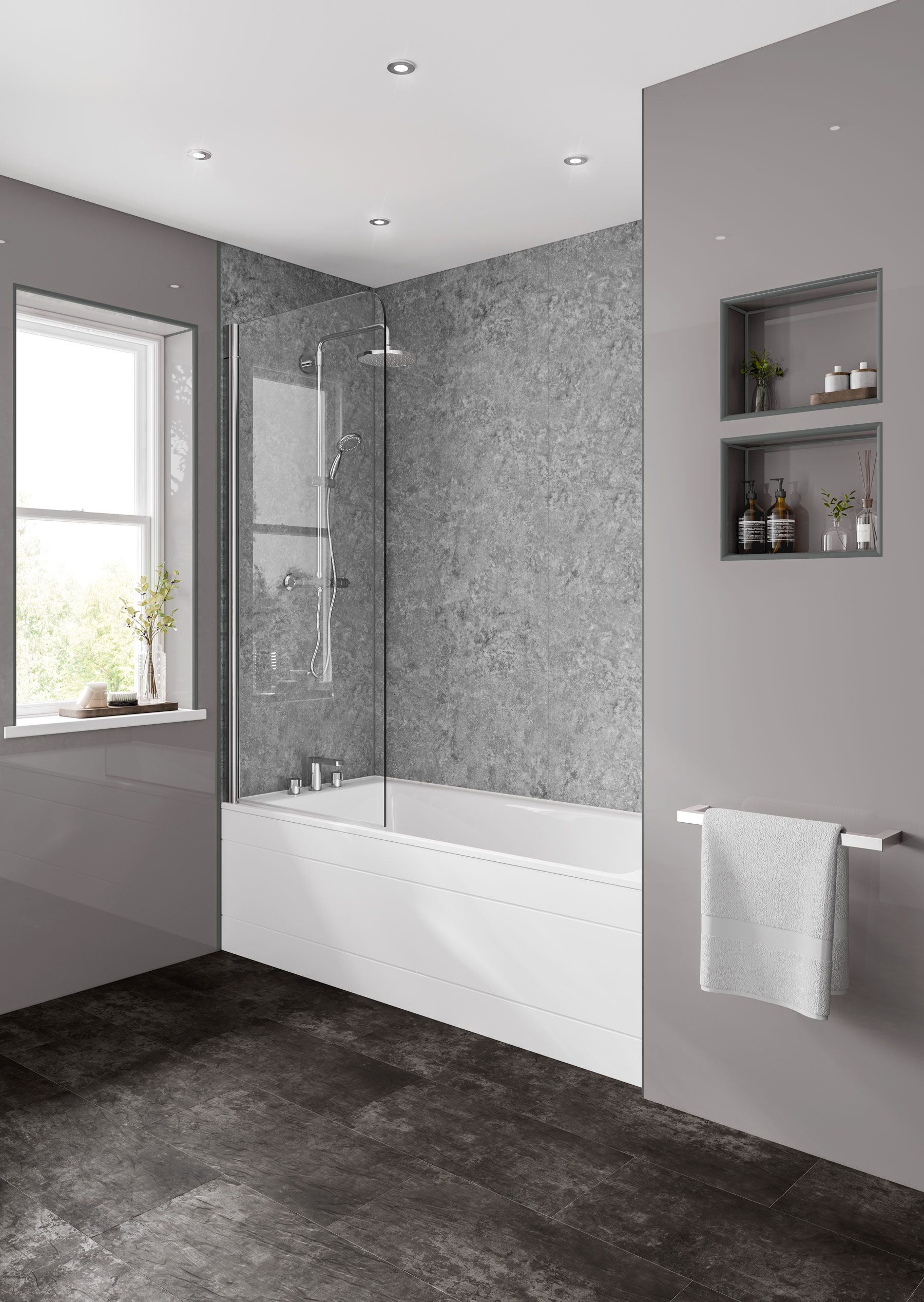 Looking For Ideas For A Bathroom Makeover That S Low On Cost And High On I Waterproof