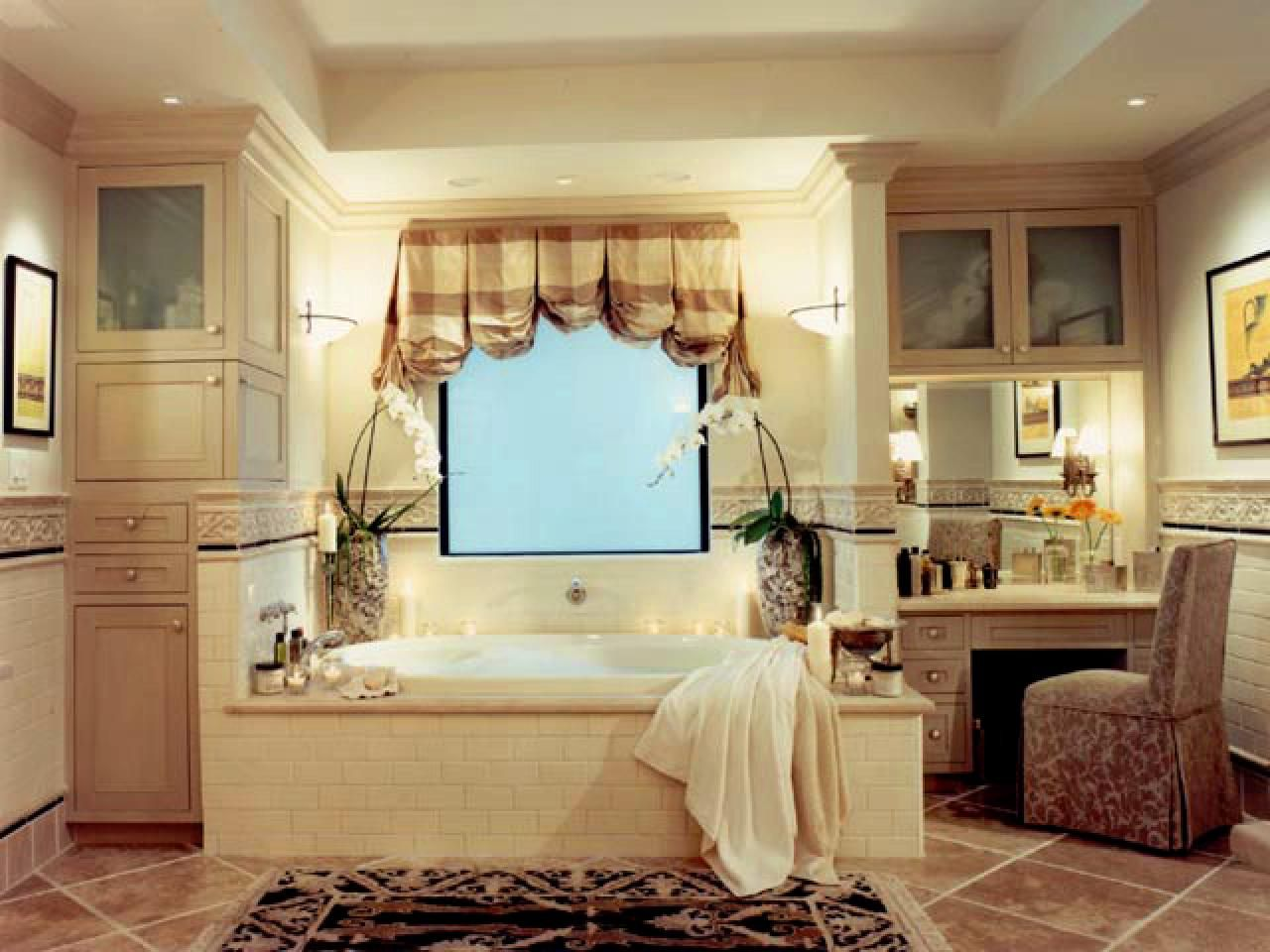 Adding Color and Pattern With Window Valances | Window ...