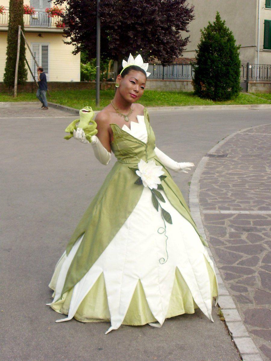 Tiana cosplay 2 by Sunymao.deviantart.com on @deviantART  sc 1 st  Pinterest & Tiana cosplay 2 by Sunymao.deviantart.com on @deviantART   Disney ...