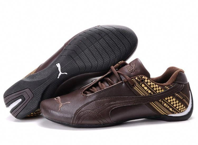 c29bde7eb5dc Women Puma Future Cat 106 Chocolate Brown