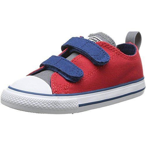 c0fe4b2a1bb0 Infants Boys Converse 747694 Velcro Trainers Red 2   You can get more  details by clicking on the image.Note It is affiliate link to Amazon.