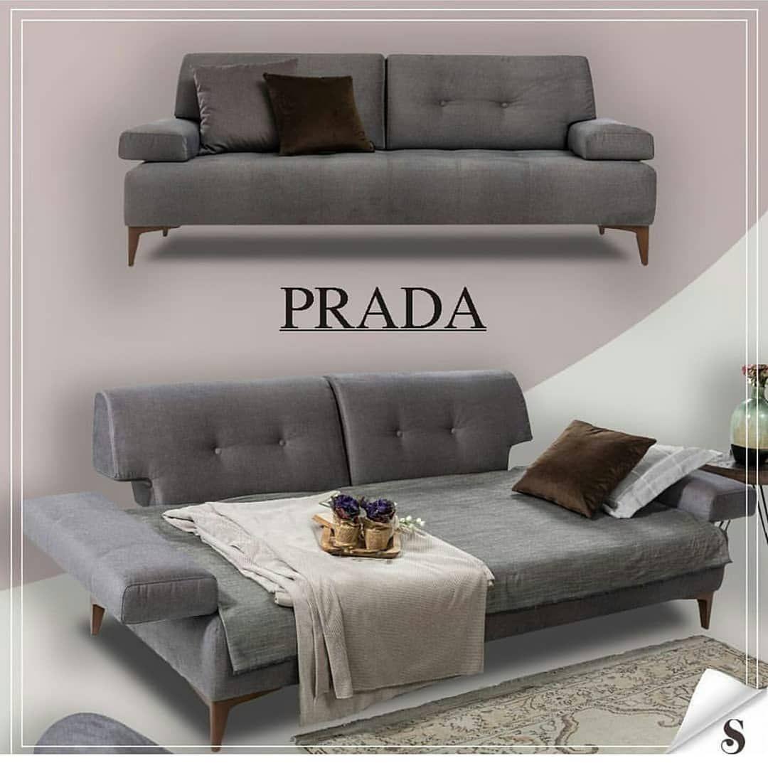 Rahatlik Ve Fonksiyonellik Prada Koltuk Takimi Saloni Salonimobilya Furniture Concept Furniture Nazilli Saloninazill Furniture Sectional Couch Couch