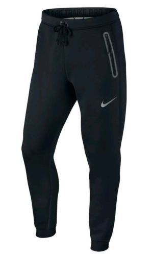 NWT Nike Therma Sphere Max Training Pants 688477 011 Black