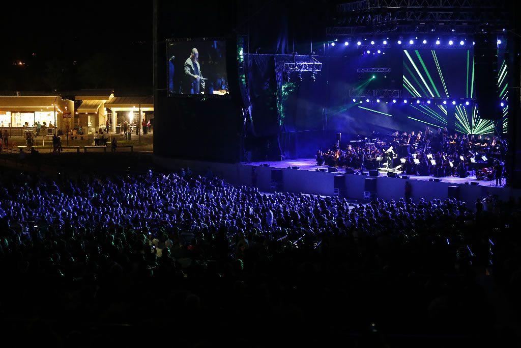 Inauguracion Parque Viva con la Filarmonica | Concerts in