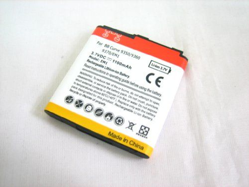 Buy BlackBerry Curve 9350 9360 9370 ~ High Capacity Battery SPARE REPLACE REPLACEMENT - EXTRA LONG LIFE 1100mAh 1100 maH ~ Mobile Phone Repair Parts Replacement NEW for 22.4 USD | Reusell