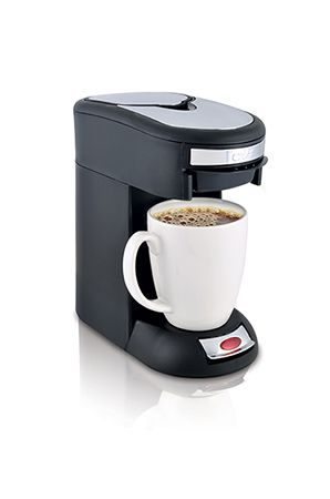 The Café Valet single serve coffee maker goes everywhere and fits virtually anywhere. Coffee is available when and where you want it. Shop Café Valet.
