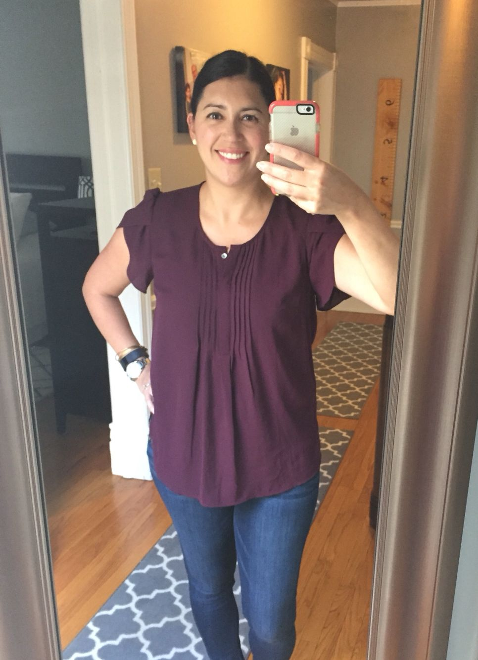Wine Stained Blouse Clothing Reviews Anlis