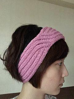 Turbie-Twist Headband pattern by Margaret Holzmann in 2020 ...