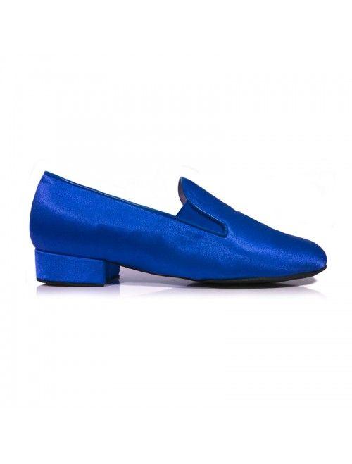 danceshoes de azul hombre baile raso baile Zapato zapatosalsa en ALFRED zCqZwS