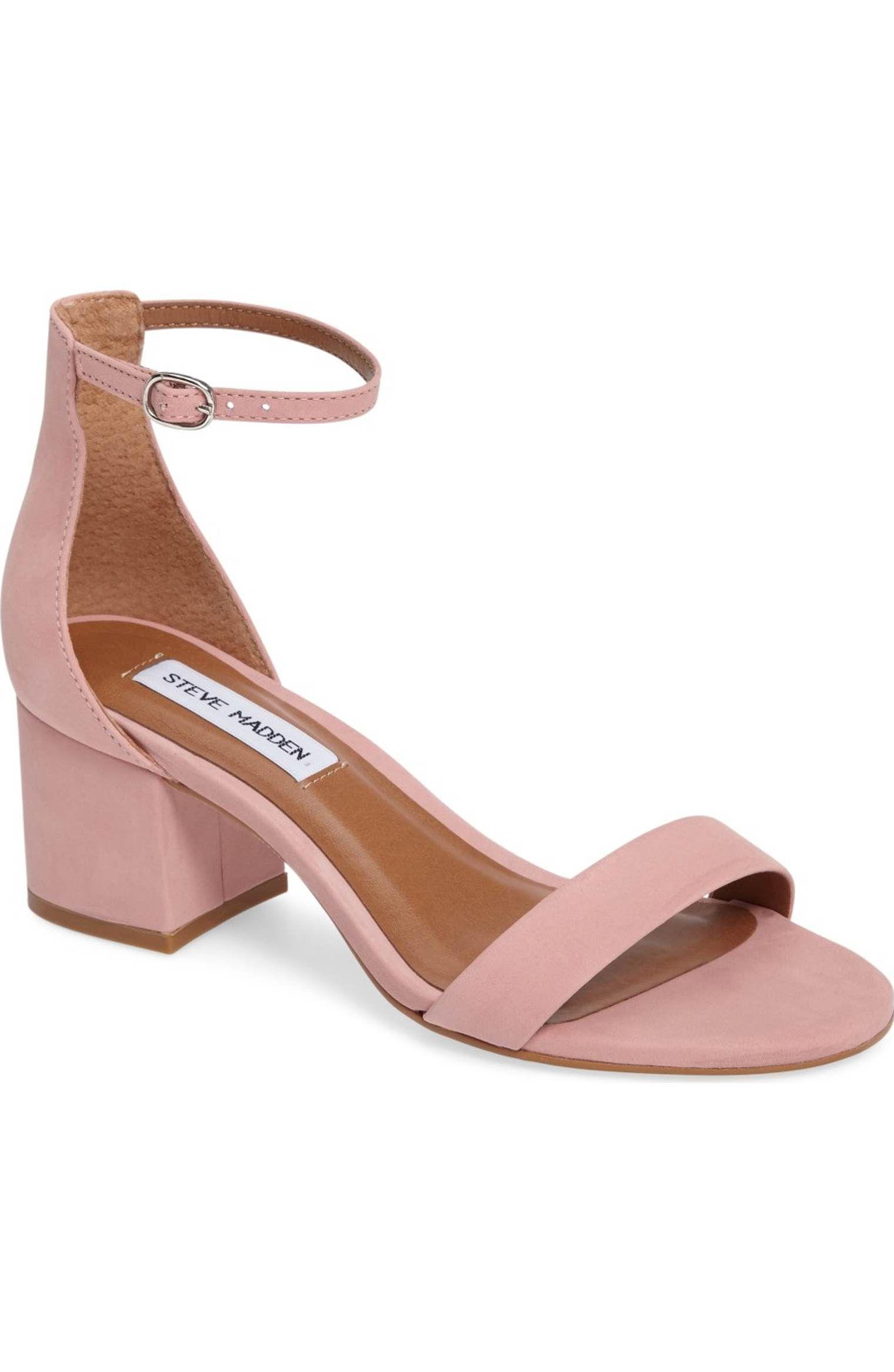 Main Image - Steve Madden 'Irenee' Ankle Strap Sandal (Women)