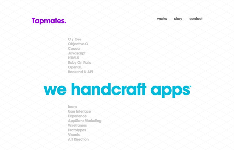 Tapmates   Unmatched Style   Web design, User experience ...