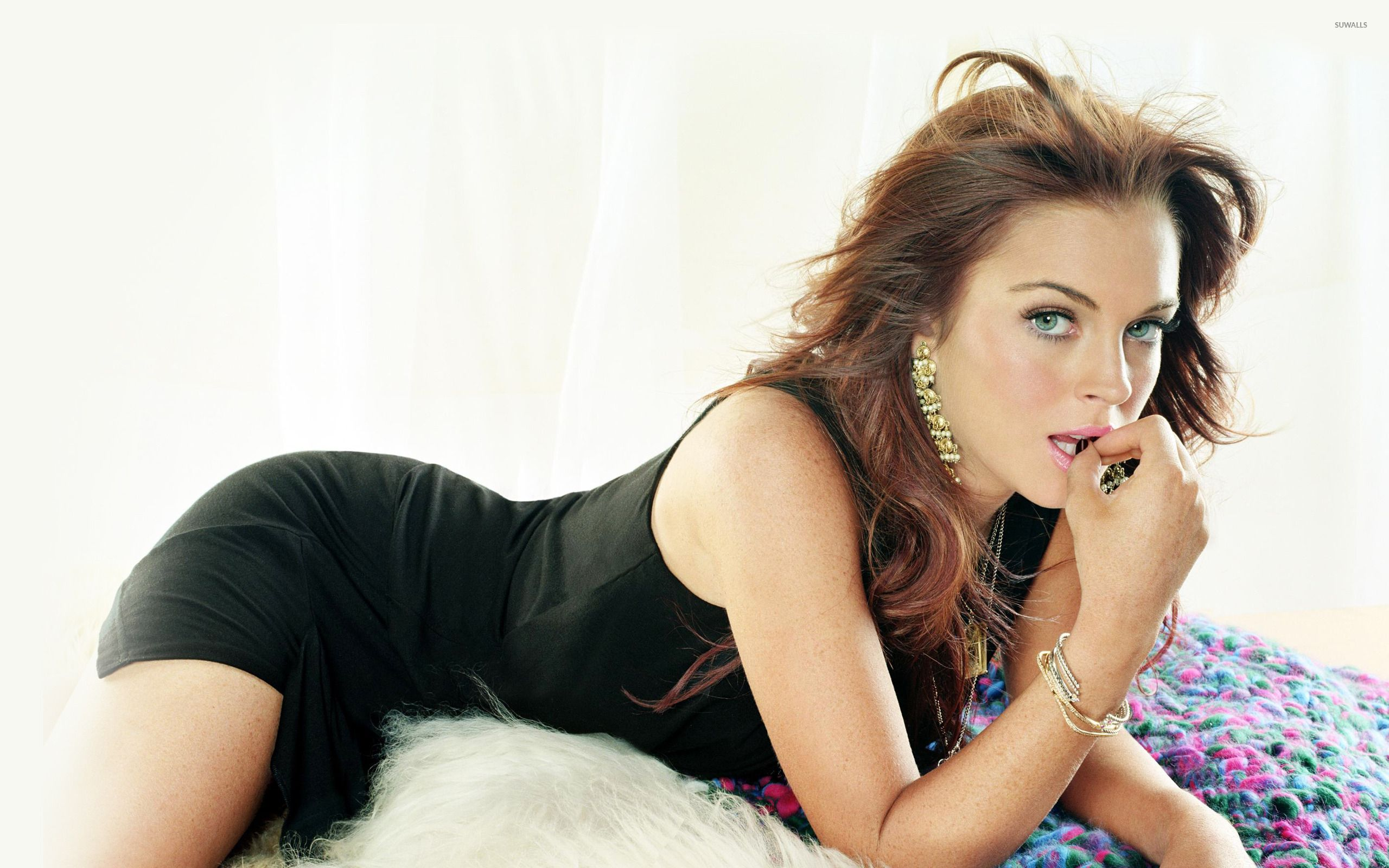 lindsay lohan wallpapers high quality download free | wallpapers
