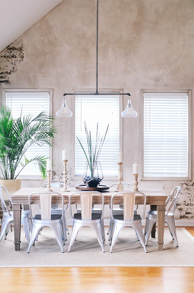 Dining Room Makeover Reveal   In Honor Of Design