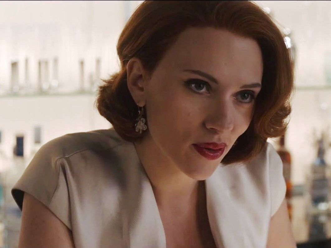 Black Widow Age Ultron: Scarlett Johansson As Black Widow In The Avengers: Age Of