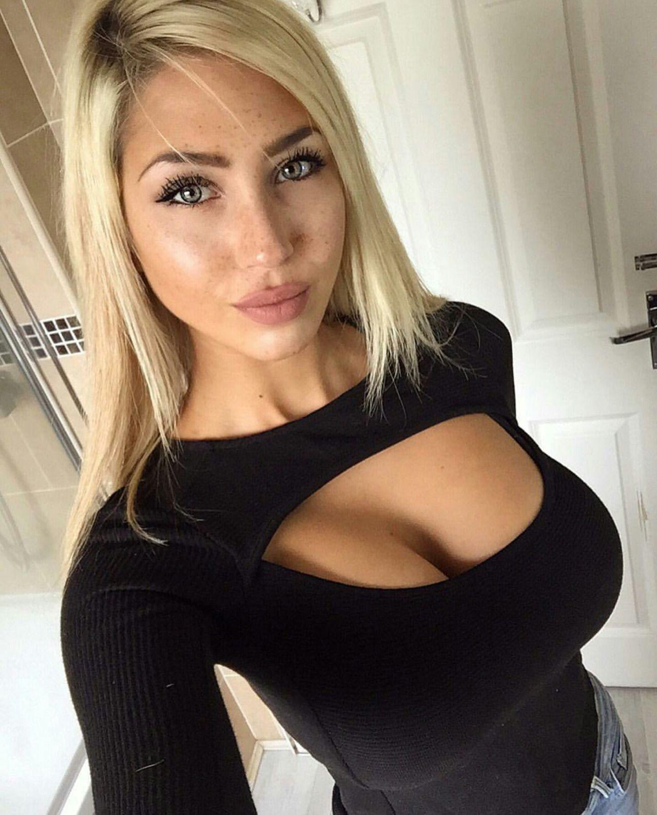 Petite Blonde Tits