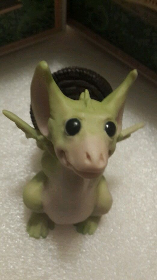 Pocket Dragon *Mint in Box*- What Cookie - 1989