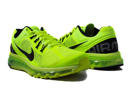Nike Air Max 2013 Volt Black 554886 701 Running Neon Highlighter | eBay IRADOOOOOOOOOOOOOOOOOOOOOO