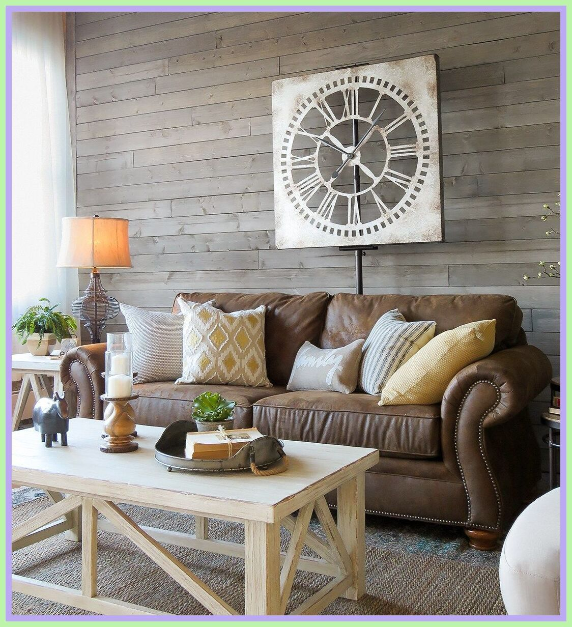 92 Reference Of Family Room Ideas With Dark Brown Couches In