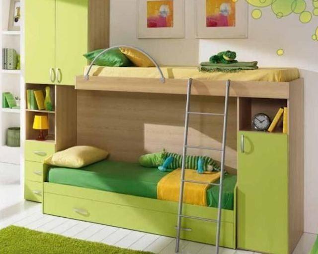 Camerette Ikea ~ Cameretta a ponte ikea g kids room