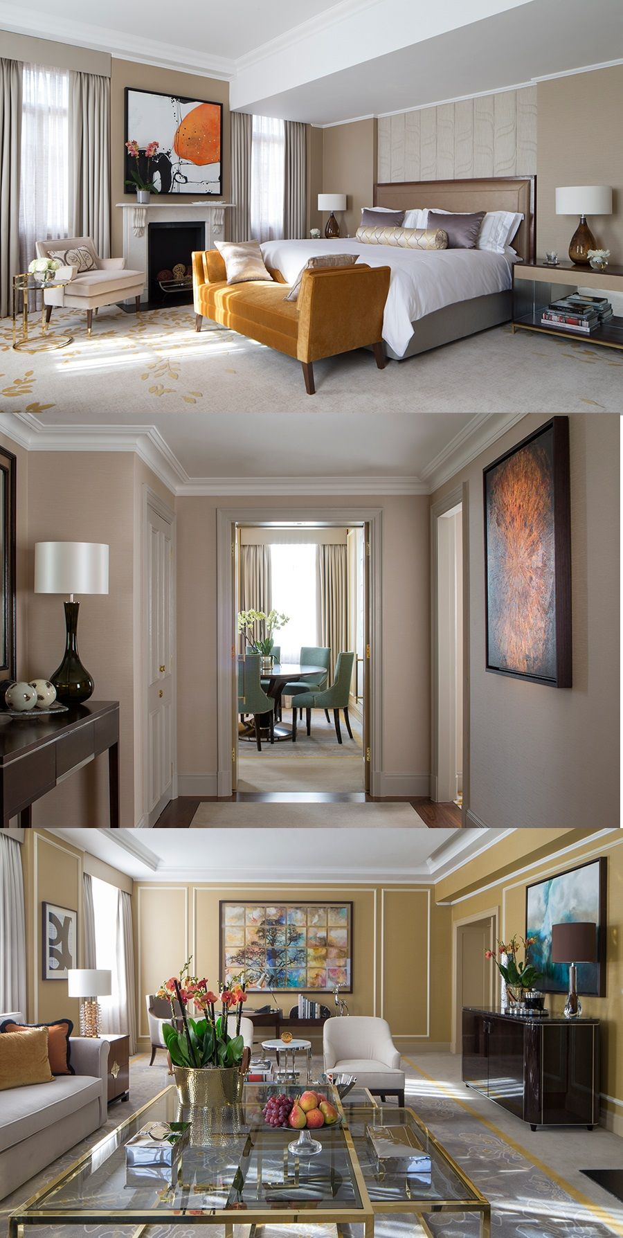 """Hotel Room Decor: """"Luxury Hotel Guest Rooms"""" """"Luxury Hotel Rooms"""" """"Hotel"""