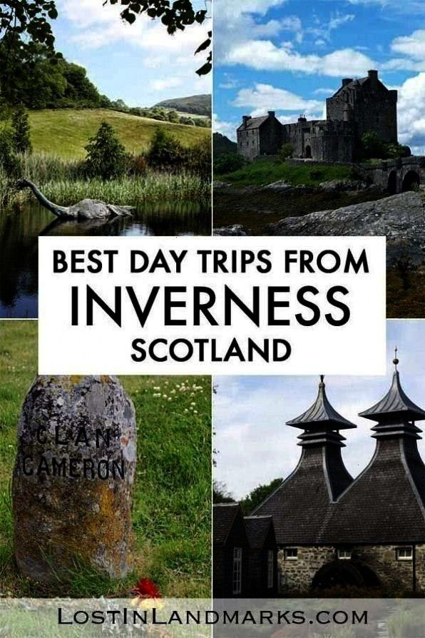 trips in Scotland to take from Inverness Tours to Skye whisky distilleries nature days out and history sites are all in reach of Inverness in the Scottish highlandsThe be...