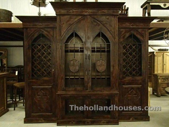 Gentil Rustic Furniture Waller