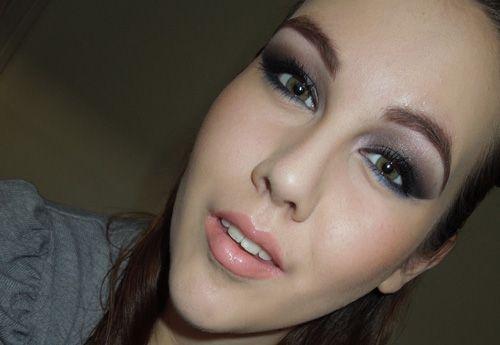 Love this makeup job
