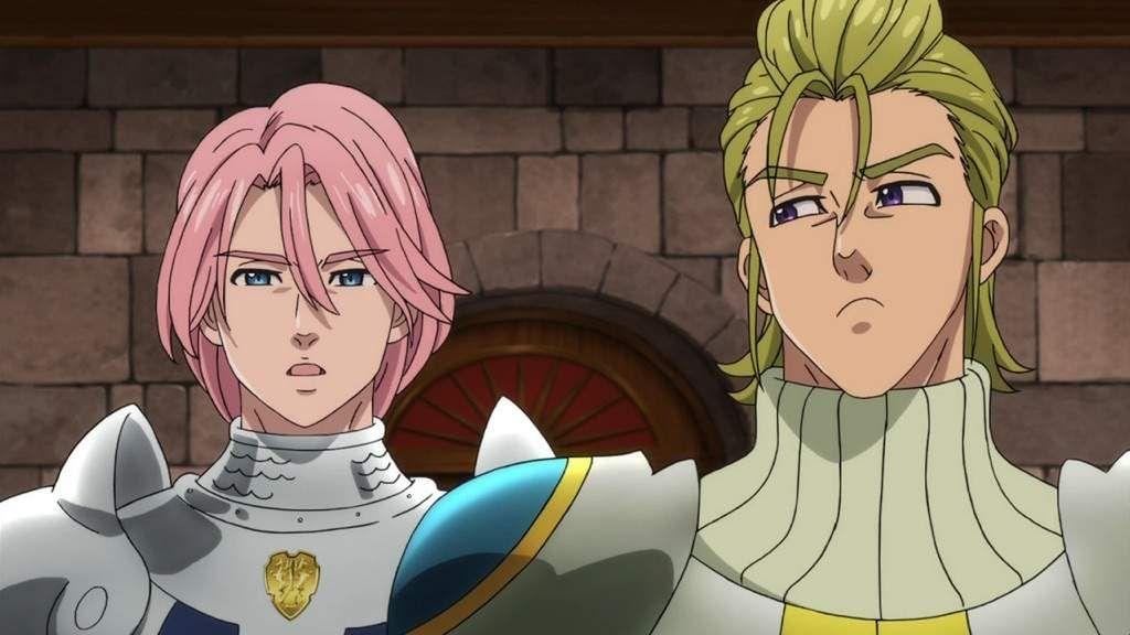 The Seven Deadly Sins Anime Funny Grandmaster Dreyfus Safer